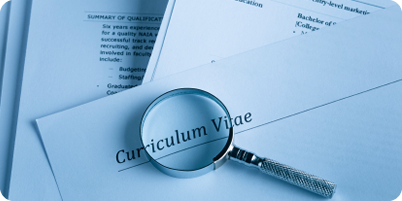 CV tips, templates and examples for effective curriculum vitaes