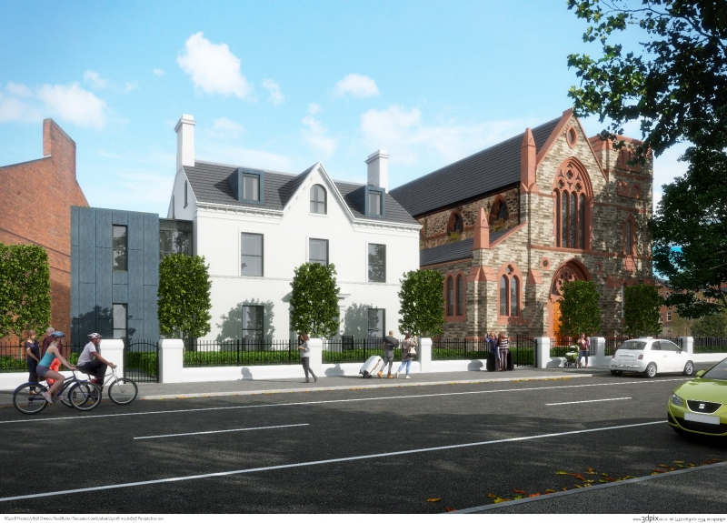 Look inside : Belfast Ormeau Road restaurant and hotel planned for church site