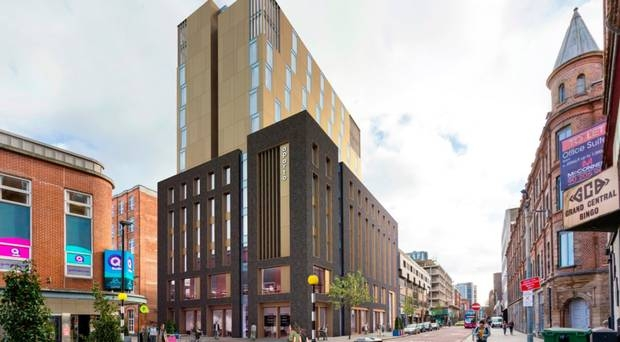 Plans unveiled for Belfast's first apart-hotel