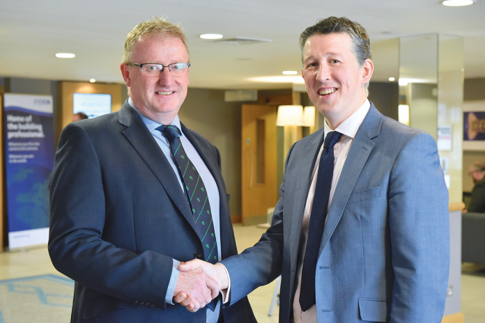 New Chair of the CIOB Belfast Hub appointed