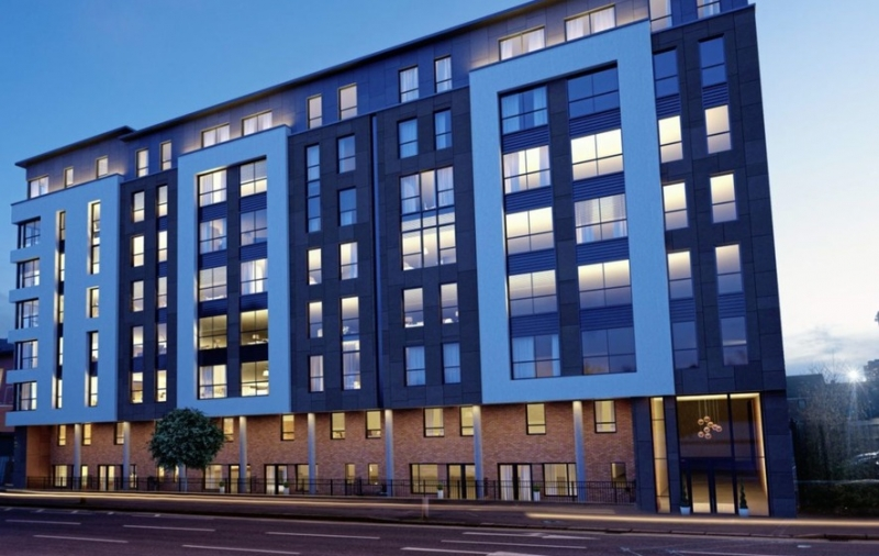 Planning approval for £7M Belfast apartment development on Ormeau Road