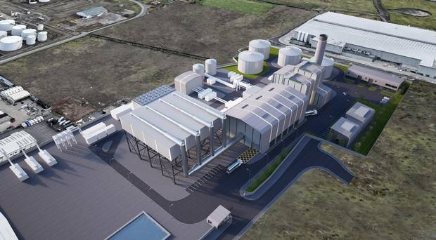 New power station to provide electricity for half a million homes