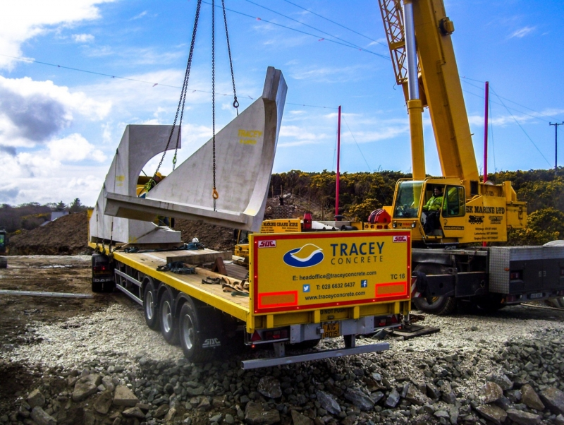 Fermanagh firm Tracey Concrete reports year of significant growth