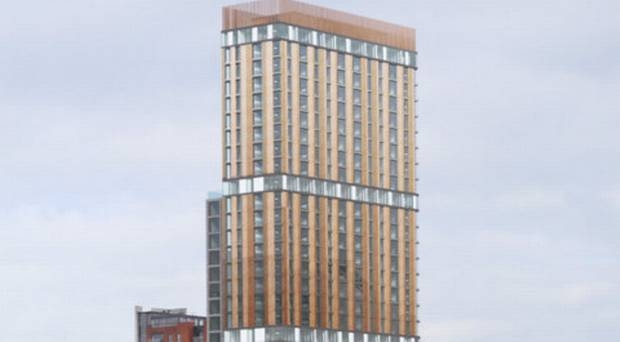 Proposed 30-storey apartment block in Sailortown would be the tallest in Northern Ireland