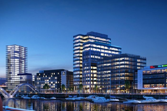 10,000 jobs to be created with £254 million investment in Belfast Harbour regeneration