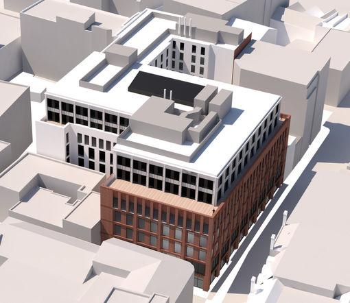 £54M Belfast hotel & office scheme takes step forward