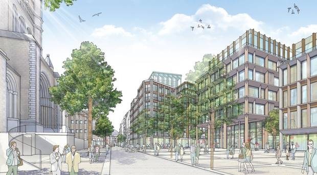 Planners back next phase of £500M Belfast Tribeca Development