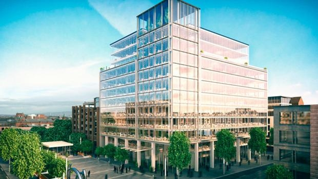 Kainos to seek approval on plan for new Belfast offices