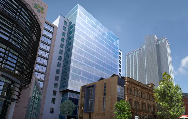 Boost for Belfast city centre as Deloitte to set up in new £85M Beford Square