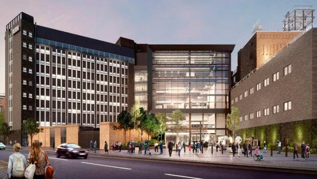 Belfast City Council gives green light to £77M redesign of BBC's Broadcasting House