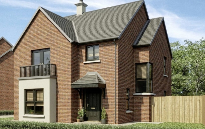 Co. Tyrone developer receives £7.2M in funding for 55 homes