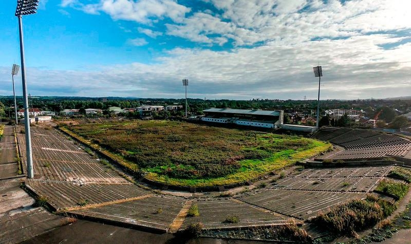 Casement Park - Infrastructure Minister Mallon recommends planning approval