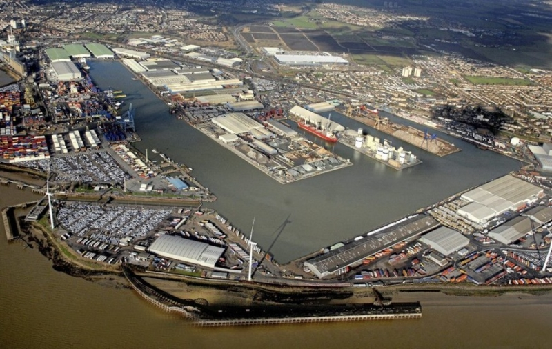 Co. Down based Graham Group wins lucrative London port contract
